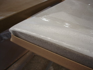 Упаковка искусственного камня
