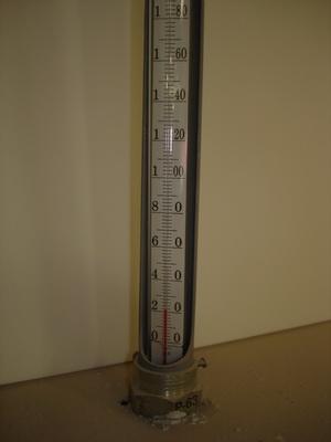 Температура на производстве