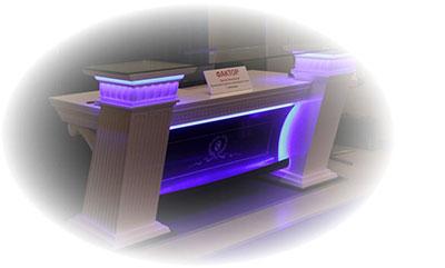 Экспромт на выставке МЕБЕЛЬ - 2010