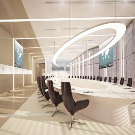 "23.09.2014: Изготовлен стол ""Яхта"" в конференц-зал"