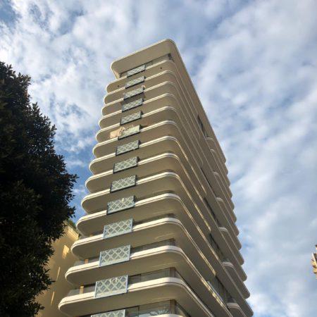 Резиденция элитной недвижимости в Монако